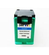 Cartucho de tinta compatible HP 344 /  HP C9363EE - Color - 18 ML