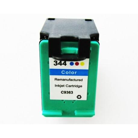 Cartucho compatible HP 344 - Color - 18 ML
