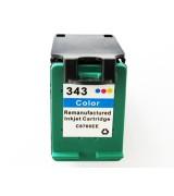 Cartucho compatible HP 343 - Venta tinta barata reciclada HP