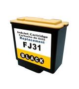 Cartucho compatible Olivetti FJ 31 Negro / Tintas compatibles Olivetti