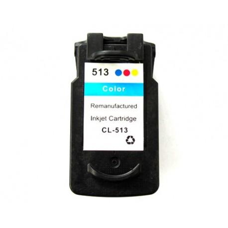 Cartucho compatible CANON CL 513XL - Color -  12 ML - Alta Capacidad