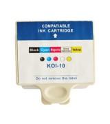Cartucho de tinta compatible Kodak - K10 - Color - 60 ml