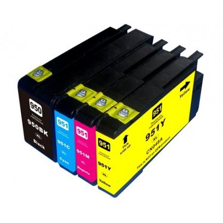 Cartucho compatible HP 951 XL - Cyan - 30 ML
