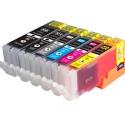 Tinta compatible EPSON  T0713 / T0893 - C13T07134010 - Magenta - 14 ML