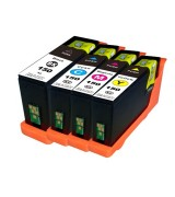 Cartucho compatible Lexmark - L150XL BK - Negro - 35 ML - ALTA CAPACIDAD