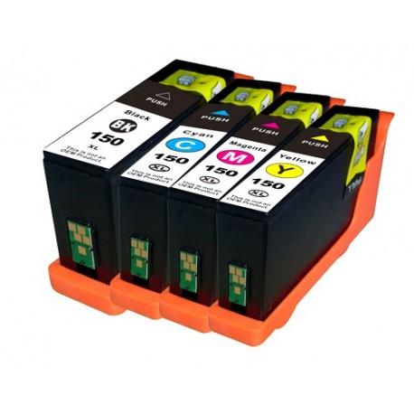 Cartucho compatible Lexmark - L150XL M - Magenta - 18 ML - ALTA CAPACIDAD