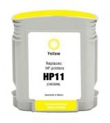 Cartuchos tinta HP 11 Amarillo / Venta tintas baratas HP