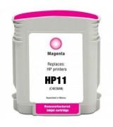 Tinta HP 11 compatible magenta / Todo en Consumibles