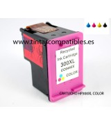 Cartucho compatible HP 300 XL - Tienda cartucho compatible HP