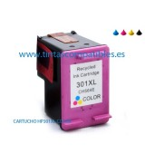 Tinta compatible HP 301 XL - Color - 16 ML