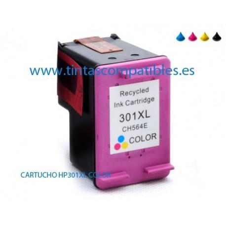 Tinta compatible HP 301 XL - Color - 16 ML