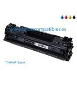 Toner compatible CE285A - CRG725 - Negro - 1.600 Páginas