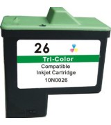 Tinta compatible L26 - Color - 18 ML