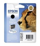 Cartucho de Tinta ORIGINAL EPSON T0711 - C13T07114011 Negro