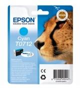 Cartucho de Tinta ORIGINAL EPSON T0712 - C13T07124011 Cyan