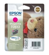 Cartucho de tinta ORIGINAL EPSON T0613 - C13T06134010 Magenta