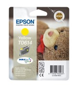 Cartucho de tinta ORIGINAL EPSON T0614 - C13T06144010 Amarillo