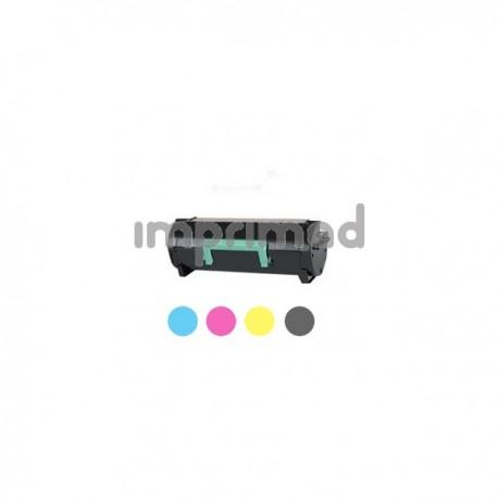 Toner compatible TNP 34 / Cartucho de toner compatible TNP 37 Negro