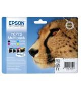 Cartuchos de Tinta ORIGINALES EPSON T0715 - C13T07154011