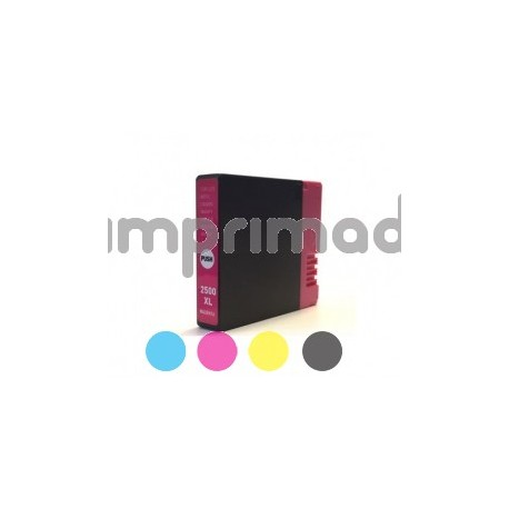 Cartucho Canon PGI 2500XL compatible / Tintas Canon 9266B001 alternativo