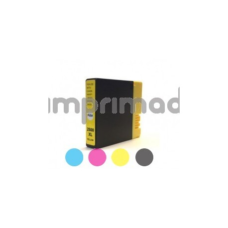 Tinta compatible Canon PGI 2500XL / Tintas Canon 9267B001 recicladas