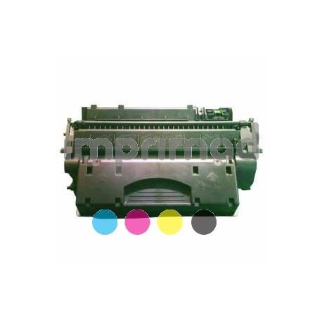 Cartucho toner CE505X - Negro - 6500 PG