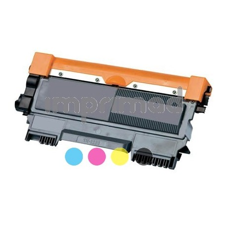 Cartucho toner compatible Brother TN2220